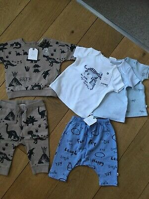 Next, F&F Baby Boy Clothes Brand New With Tags Newborn 0-3 Months