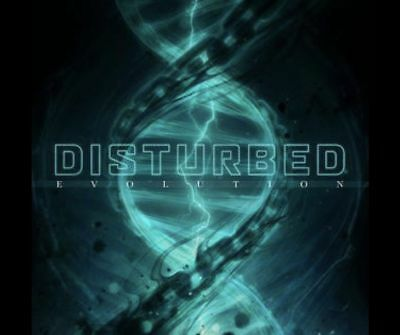 Evolution Album by Disturbed - CD * Free shipping* Band New and Factory Sealed