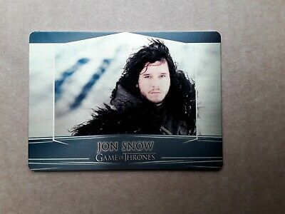 Game of Thrones Season 7 Archive Exclusive Valyrian Steel Gold Jon Snow 5A