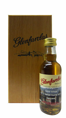 Glenfarclas - Visitor Centre Miniature - 1988 25 year old  Whisky