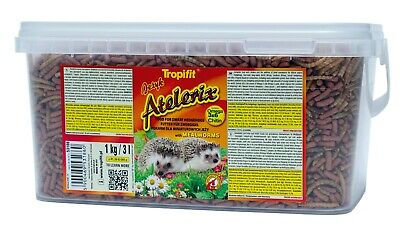 Complete Food with Chicken & Dried Mealworms for African Pygmy Hedgehogs 3L/1kg