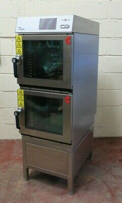 Convotherm OES 6.10 2 in 1 Mini EasyTouch Combi Steam Hot Air Double Stack Oven