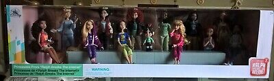 Vanellope Princesses Ralph Breaks the Internet Doll Set wreck it disney store