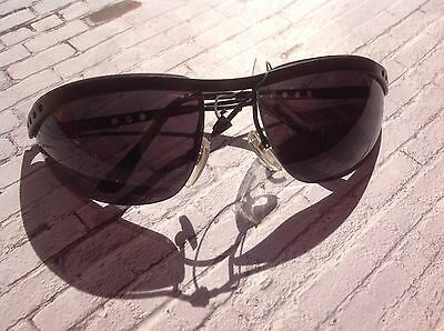 714f782e919be2 By Vintage 90s 99 Rimless £12 Sports Black Sunglasses Bialucci wZPPRdXqW