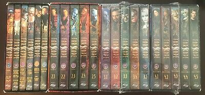 Farscape: The Complete Series (DVD, 2009, 26-Disc Set)