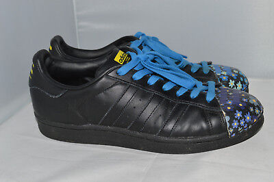UK Williams SUPERSHELL Pharrell ADIDAS SUPERSTAR size 7 x FKJc1l