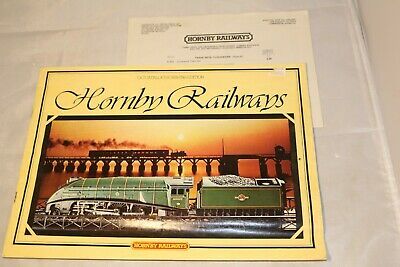 Hornby Railways Catalogue 25th edition 1979 with Price List