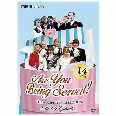 Are You Being Served: The Complete Collection (DVD, 2009, 14-Disc Set)