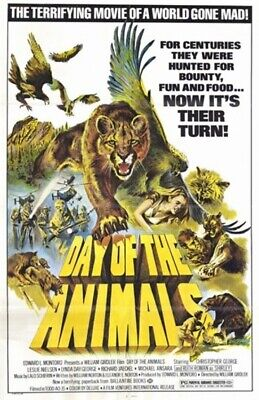 Day of the Animals Movie Poster (11 x 17)