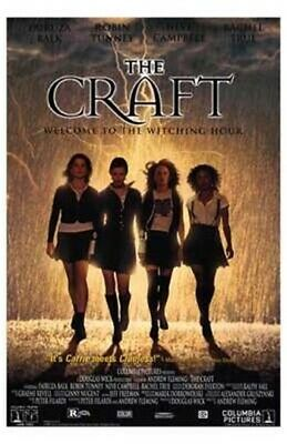 The Craft Movie Poster (11 x 17)