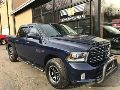 """2014 Ram 1500 4WD Crew Cab 140.5"""" Sport 4WD Crew Cab 140.5"""" Sport 20"""" Wheels  Back Up Camera  Tow Package  Running Board"""