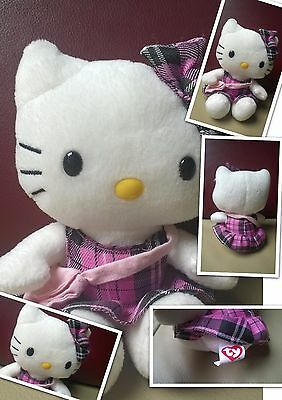 Hello Kitty Figur von Sanrio - Ty Collektion - 16 cm