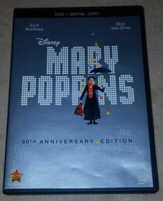 Mary Poppins: 50th Anniversary Edition ( DVD DISNEY KIDS