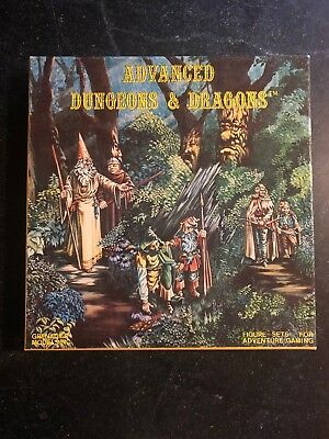 Vintage Dungeons & Dragons Grenadier Models Woodland Adventurers Vintage D&D