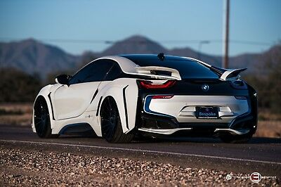 2015 BMW i8  2015 BMW i8 pure impulse world 1 of a kind CARBON WIDE BODY call Sy 480-695-5002