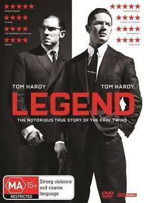 Legend DVD : NEW