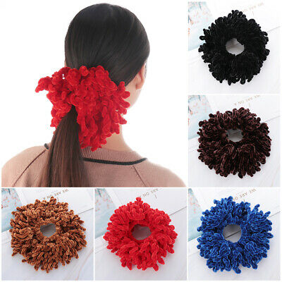Scrunchie  Bandana Stretch Hijab  Muslim Hair Band  Elastic Headwear  Head Wrap