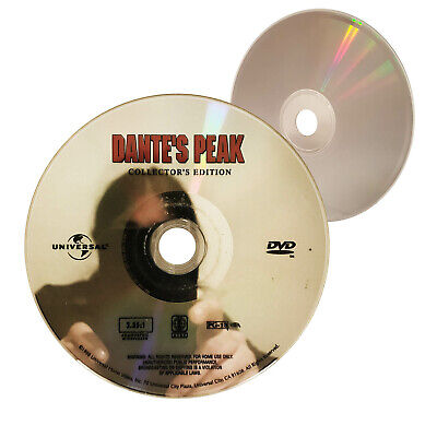 (Nearly New) Dante's Peak Collector's Edition Roger Donaldson DVD- XclusiveDealz