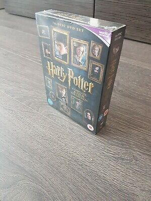Harry Potter The Complete 8 Film Collection - New Sealed