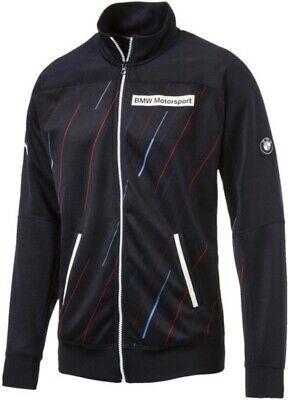 Puma® [573338-01] BMW Motorsport Herren Men Trainingsjacke Jacke powered by ///M
