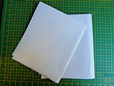 TO FIT SMEG COOKER HOOD GREASE FILTER PAPER SATURATION INDICATOR 57 X 47cm