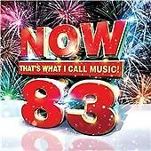 Various Artists : Now That's What I Call Music! 83 CD (2012) - B98