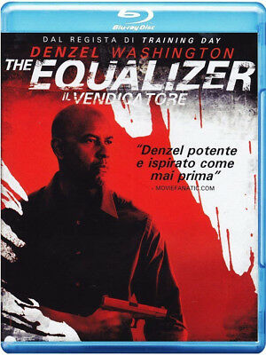 The Equalizer - Il Vendicatore (Blu-Ray) SONY PICTURES