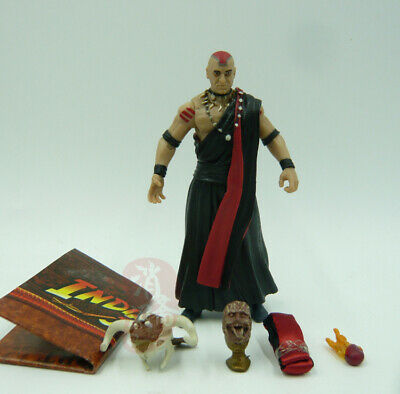 INDIANA JONES RAIDERS OF LOST ARK 3.75'' MOLA RAM Figure Collect toy