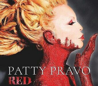 Patty Pravo - Red (CD Album) 2019 NUOVO SIGILLATO