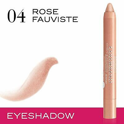 Bourjois Color Band Eyeshadow Stick Liner Eye Shadow 04 Rose Fauviste