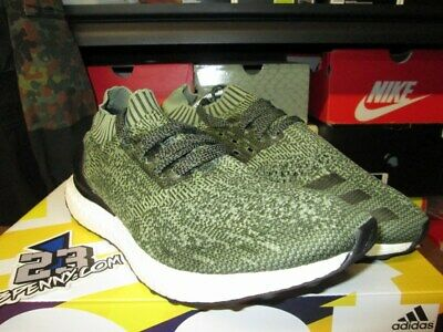 brand new 99663 218e5 Sale Adidas Ultra Boost Uncaged M Ultraboost Olive Black White Bb3901 Green  Base