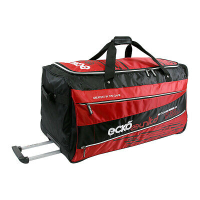 Ecko Unltd Traction Large Rolling Duffel - Red