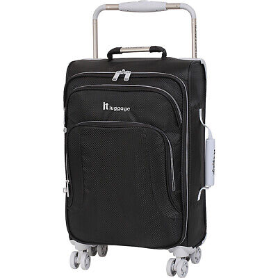 "it luggage World's Lightest 8 Wheel 22""  Carry On Softside Carry-On NEW"