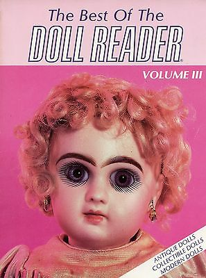Antique Dolls French German English Others / Scarce In-Depth Book