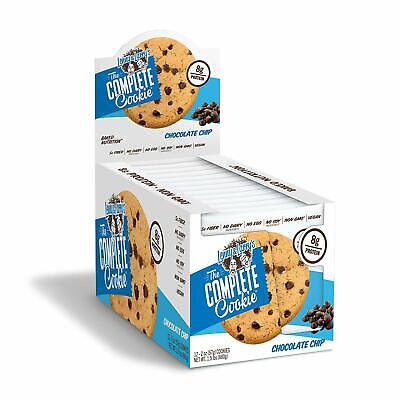 Lenny And Larry's Complete Cookie Pack of 12 - Fresh Baked, Vegan, Dairy Free