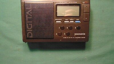 Short wave radio, digital, Magnovaux