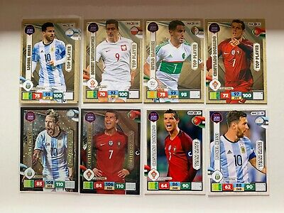 Road to Russia 2018 fifa world cup Ronaldo Messi Top Player Limited CHOOSE