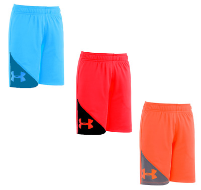 New Under Armour Boys Prototype Shorts SIZE 3T,4,5,6,7 MSRP:$18.00
