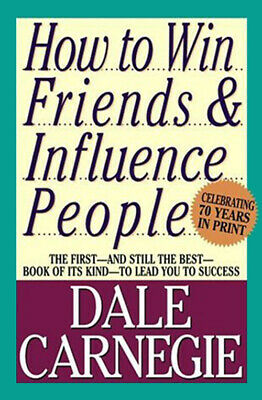 How to Win Friends and Influence People Dale Carnegie[electro-book]Fast Delivery
