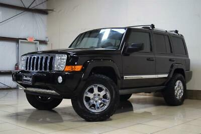 2006 Commander Limited LIFTED OFFROADING 2006 Jeep Commander Limited 4X4 LIFTED LOW MILES BIG TIRES MUST SEE HARD TO FIND