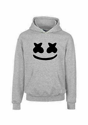 Marshmello T Shirt DJ Music Skin Game Gaming Kids Adults EDM Dance Festival Mask