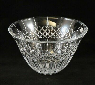 """NEW Pair of 2 MARQUIS by Waterford Crystal 8"""" Shelton Serving Bowls"""