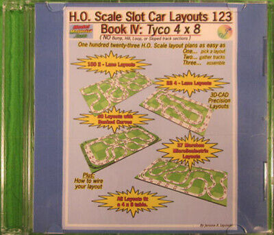 HO SCALE SLOT Car Track Layouts 123 Book III: Trihex Land PDF file on hp wiring diagram, tc wiring diagram, ht wiring diagram, mg wiring diagram, hd wiring diagram, pa wiring diagram, hh wiring diagram,