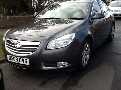2009 Vauxhall Insignia Sri Petrol 5 Door Hatchback 1796Cc Grey -Spares Or Repair