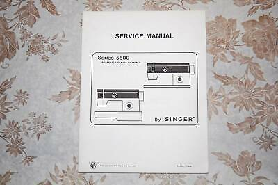 Singer Sewing Machines 5522 5524 5525 5528 Service Manual on CD in PDF Format