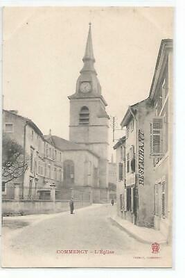 55 Commercy L Eglise