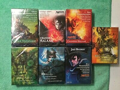 MTG Planeswalker 1/2 Promo Decks  Lot  8. Magic the Gathering  Sealed