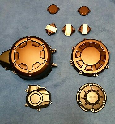 V-max 1700 engine covers