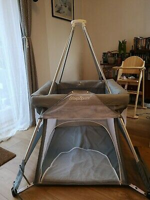 BabyHub SleepSpace Travel Cot