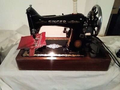 Singer 99k ELECTRIC SEWING MACHINE,  PAT TESTED AND VIDEO ON YOUTUBE